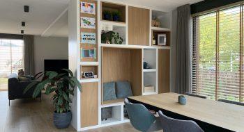 Moderne roomdivider